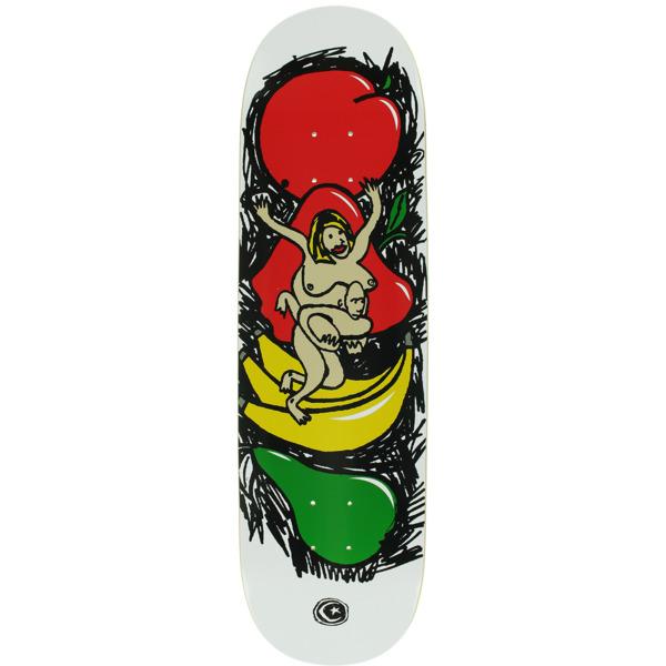 "Foundation Skateboards Fruits Skateboard Deck - 8.5"" x 32.5"""