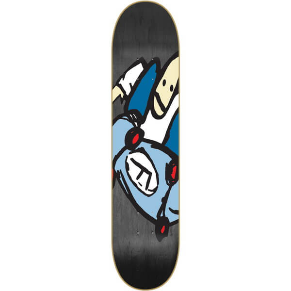 Foundation F Skater Deck