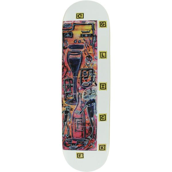 "Foundation Skateboards Corey Glick Sweet Berry Skateboard Deck - 8.25"" x 32.38"""