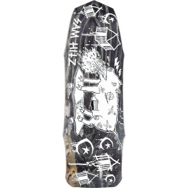 Foundation Skateboards Hitz Guest Acid Pig Deck