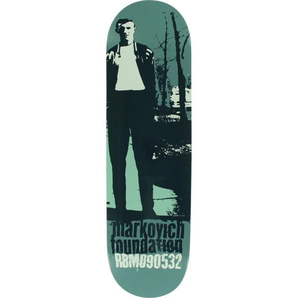 "Foundation Skateboards Kris Markovich Dad Skateboard Deck - 8.38"" x 31.75"""