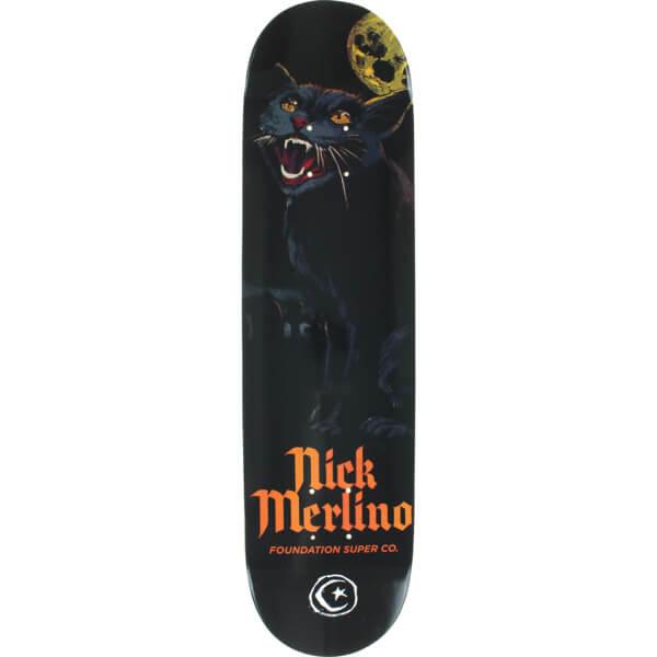 Foundation Skateboards Horror Deck