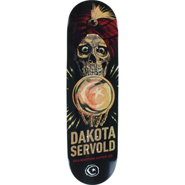 Foundation Skateboards Dakota Servold Horror Skateboard