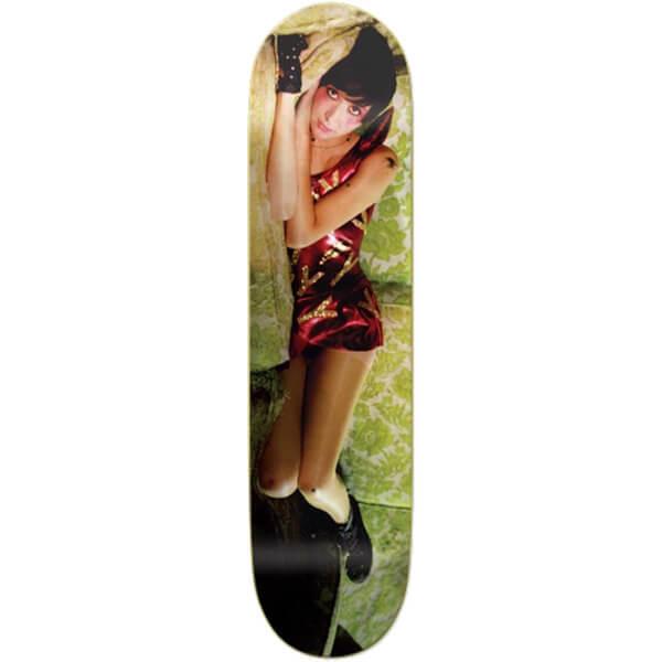 Girl Skateboards Spike Jonze Karen O Skateboard Deck 8