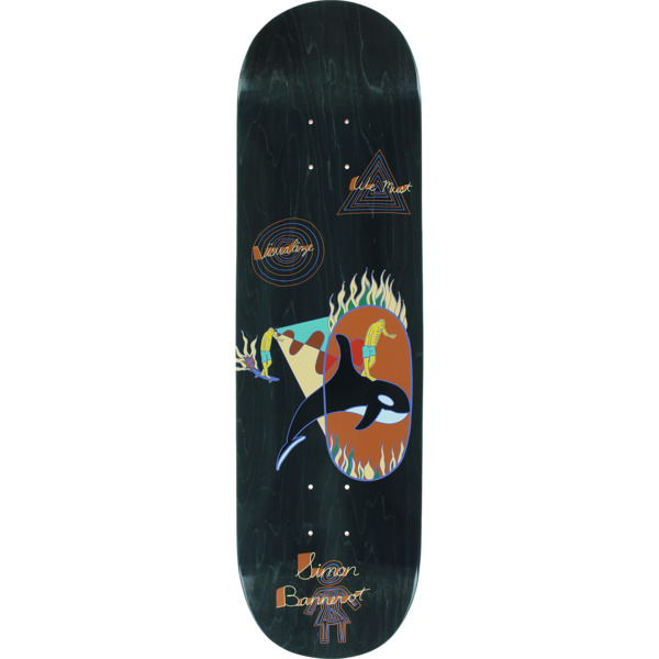 "Girl Skateboards Simon Bannerot One-Off Skateboard Deck - 8.25"" x 31.875"""