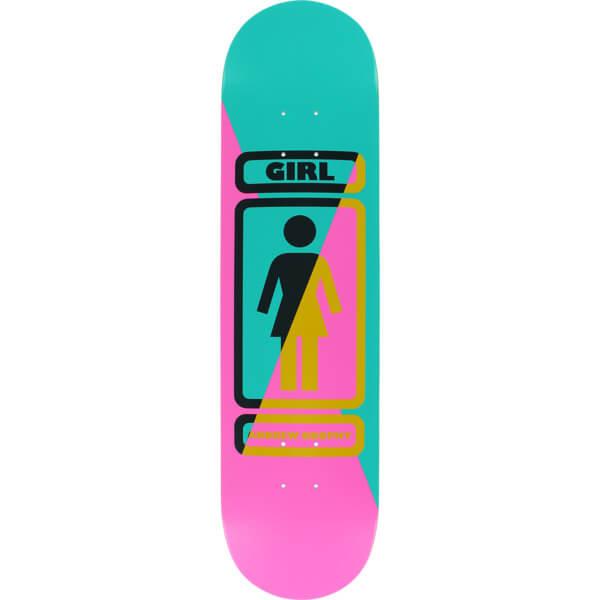 """Girl Skateboards Andrew Brophy 93 Til Skateboard Deck - 8.25"""" x 31.625"""""""