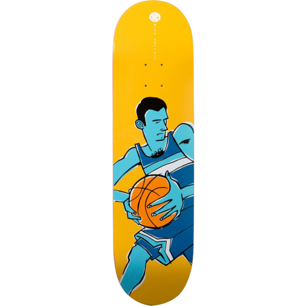 d1015022c90 Girl Skateboards Mike Carroll Jenks Basketball Skateboard Deck - 8.37 x  31.75 - Warehouse Skateboards