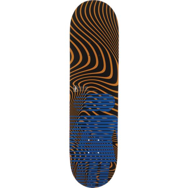 "Girl Skateboards Griffin Gass Hero Skateboard Deck Pop Secret - 8.37"" x 31.75"""