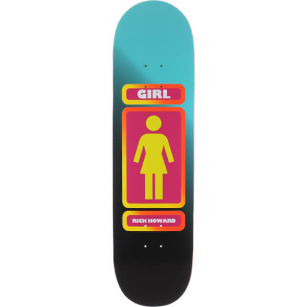 """Girl Skateboards Rick Howard 93 Til Skateboard Deck - 8.5"""" x 32.25"""""""