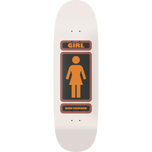"""Girl Skateboards Rick Howard 93 Til Skateboard Deck - 9.25"""" x 32"""""""