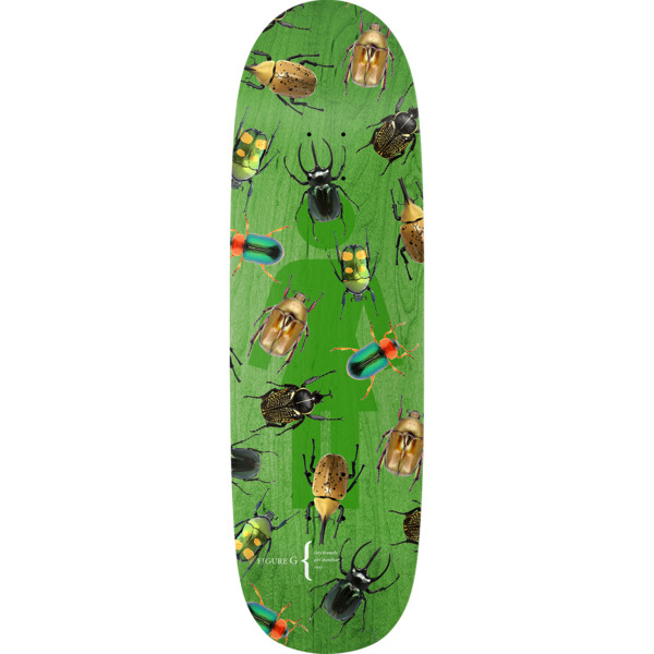 "Girl Skateboards Cory Kennedy Beetle V2 Skateboard Deck - 9.25"" x 32"""