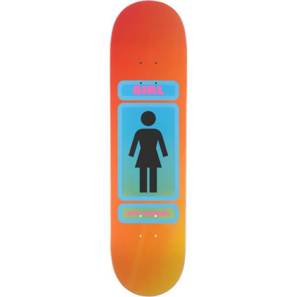 """Girl Skateboards Cory Kennedy 93 Til Skateboard Deck - 8.25"""" x 32"""""""