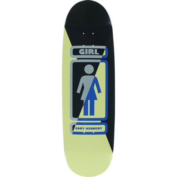 """Girl Skateboards Cory Kennedy 93 Til Skateboard Deck - 9.12"""" x 32.62"""""""