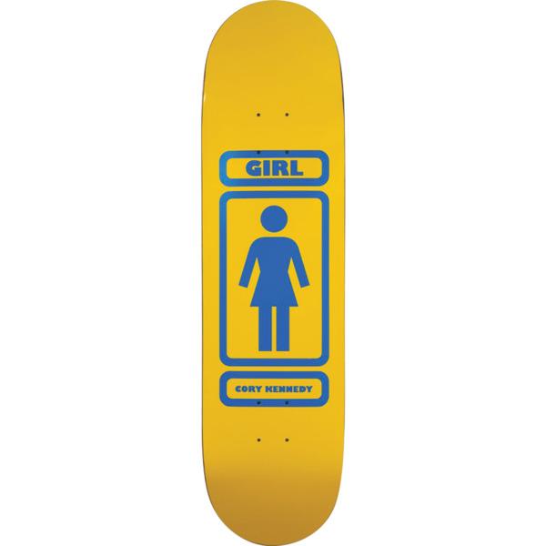 """Girl Skateboards Cory Kennedy 93 Til Skateboard Deck - 8.37"""" x 32"""""""