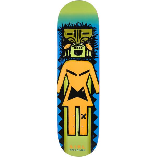 "Girl Skateboards Rick McCrank Tiki OG Skateboard Deck - 8.5"" x 31.875"""