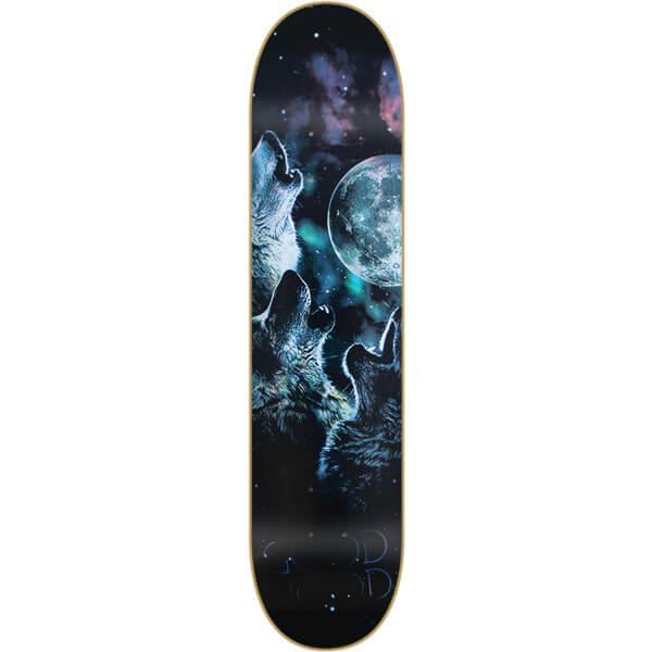 GoodWood Skateboards Wolf Moon Deck