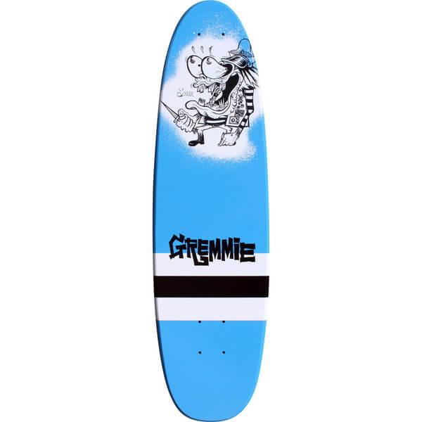 Gremmie Skateboards Pistola Deck