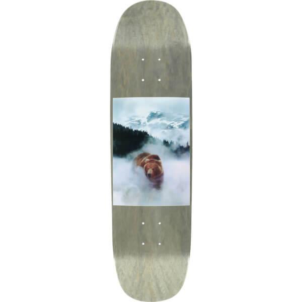 Grizzly Grip Tape Cloud Mountain Grey Cruiser Skateboard