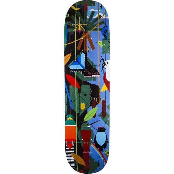 "Habitat Skateboards Monteverde Skateboard Deck - 8.5"" x 32.125"""