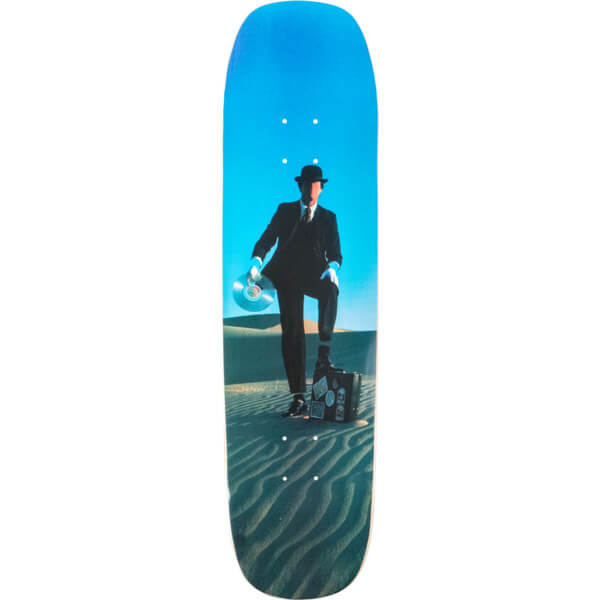 Habitat Skateboards Pink Floyd Invisible Man Cruiser Deck