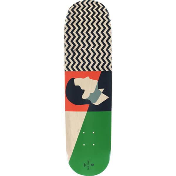"""Habitat Skateboards Twin Peaks Agent Cooper Skateboard Deck - 8"""" x 31.625"""""""