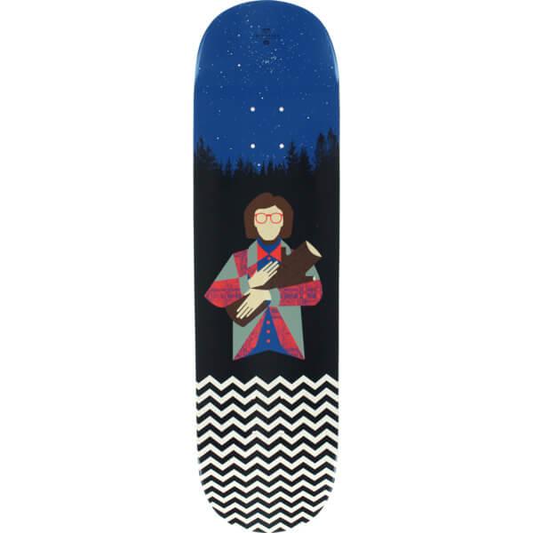 """Habitat Skateboards Twin Peaks Log Lady Skateboard Deck - 8.37"""" x 32.75"""""""