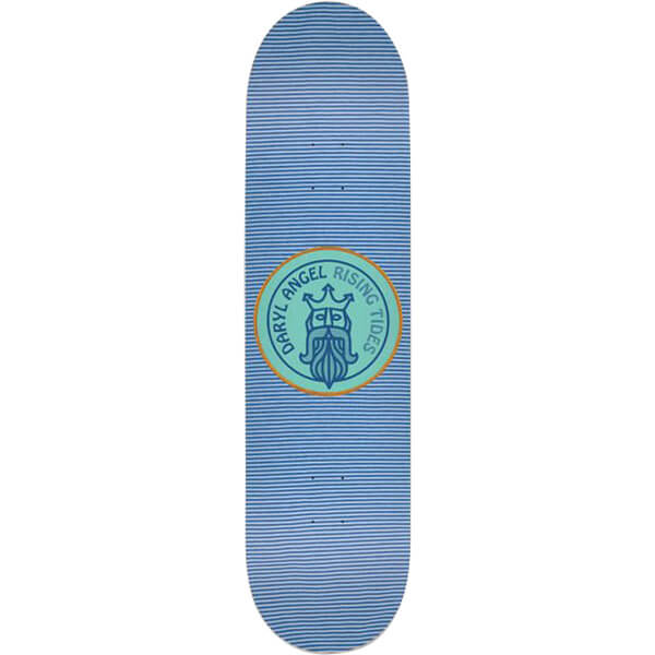 Habitat Skateboards Classic Stripes Angel Deck