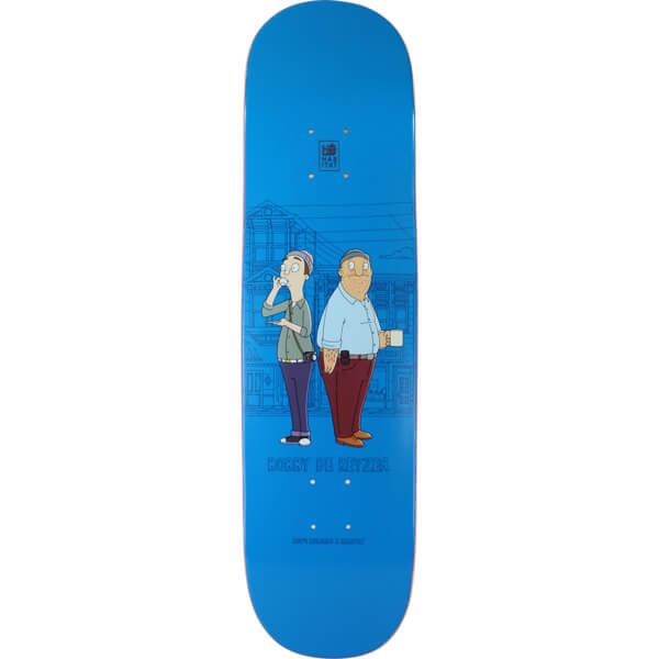 """Habitat Skateboards Bobby De Keyzer Bob's Burgers Skateboard Deck - 8.25"""" x 32.125"""""""