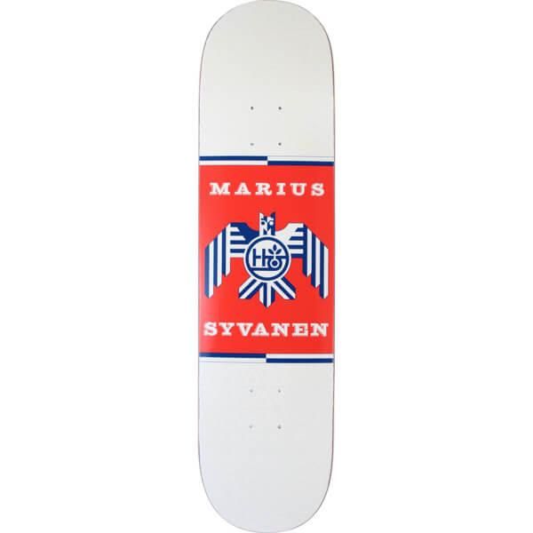 """Habitat Skateboards Marius Syvanen Raptor Terratone Skateboard Deck - 8"""" x 31.625"""""""