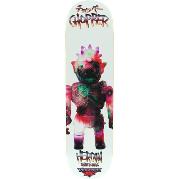 Heroin Skateboards Violence Toy Deck