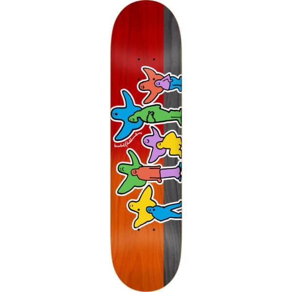 "Krooked Skateboards Pet Klub Skateboard Deck - 8.75"" x 32.86"""