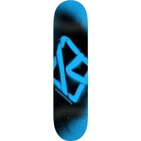 Krooked Skateboards Spray Deck