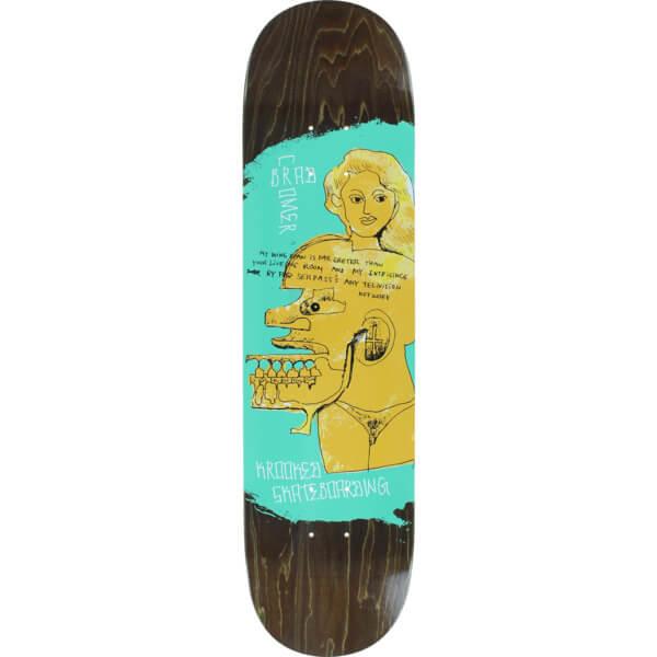 Krooked Skateboards Network Deck