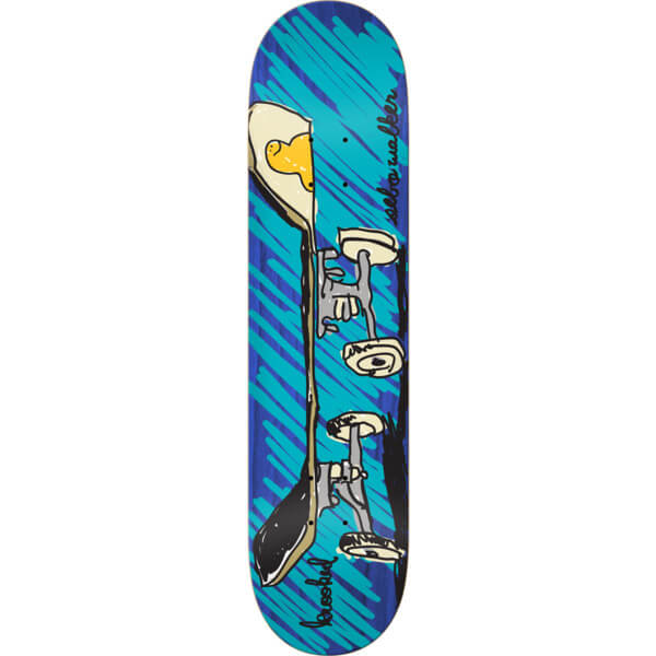 Krooked Skateboards Meta Deck