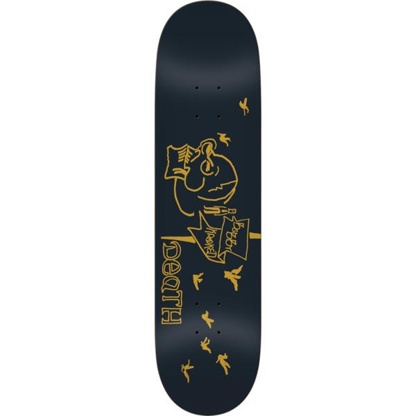 "Krooked Skateboards Bobby Worrest Death Skateboard Deck - 8.12"" x 32.38"""