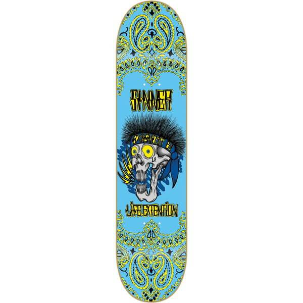Life Extension Sinner Skull Deck