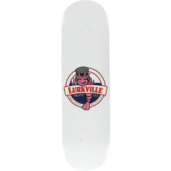 "Lurkville Skateboards Brendan Keaveny Bubba Skateboard Deck - 8.25"" x 32"""