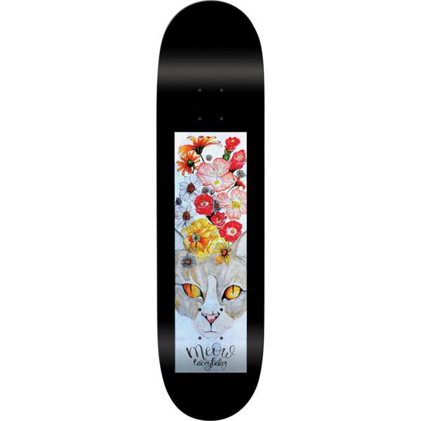 "Meow Skateboards Lacey Baker Cat's Crown Skateboard Deck - 8"" x 31.75"""