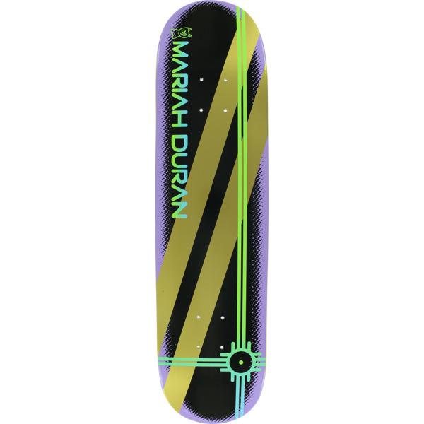 """Meow Skateboards Mariah Duran Golden Hour Skateboard Deck - 7.75"""" x 31.625"""""""