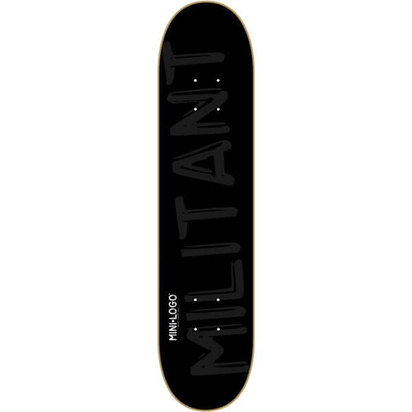 Mini Logo 124/K12 Deck