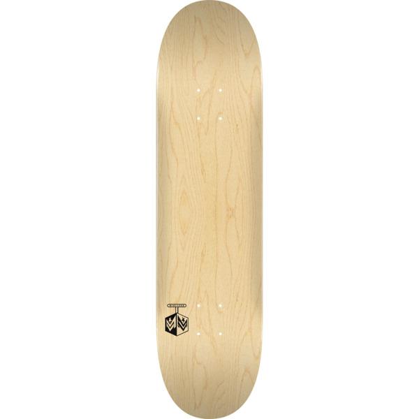"Mini Logo Chevron Detonator Natural Skateboard Deck 255/K-20 - 7.5"" x 30.7"""