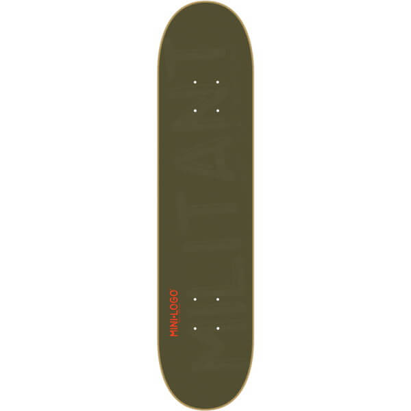Mini Logo 127/K12 Deck