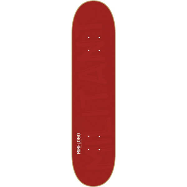 Mini Logo 181/K-15 Deck