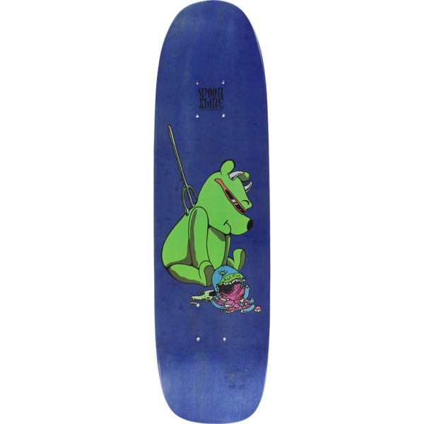 "Moonshine Skateboards Kill Your Idols Dead Pooh Cruiser Skateboard Deck - 7.25"" x 27.5"""