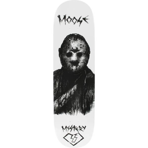 """Mystery Skateboards Moose Horror Skateboard Deck - 8.5"""" x 32.25"""""""