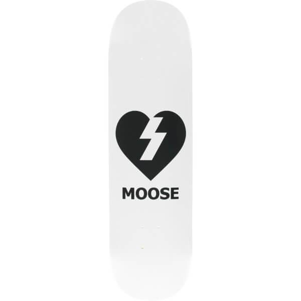 """Mystery Skateboards Moose Heart Skateboard Deck - 8.375"""" x 32.25"""""""