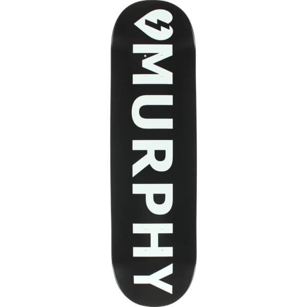 Mystery Skateboards Logo Deck