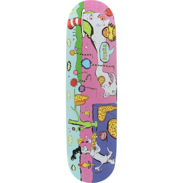 "Pizza Skateboards Dr. Sueus Skateboard Deck - 8.25"" x 32.25"""