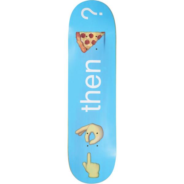 """Pizza Skateboards Emoji Skateboard Deck - 7.75"""" x 31.75"""""""