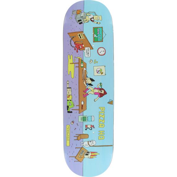 "Pizza Skateboards HQ Skateboard Deck - 8.37"" x 32.5"""